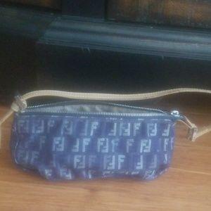 Fendi authentic cosmetic/ mini bag